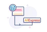 AliExpress Based Wordpress Website Development