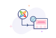 Convert & MIgrate Joomla To Wordpress Website