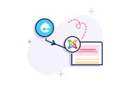 Convert & Migrate Drupal To Joomla Website