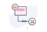 Convert & Migrate Magento to Joomla Website