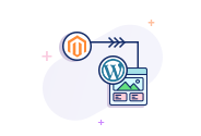 Convert & Migrate Magento to Wordpress Website
