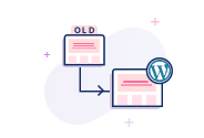 Convert Old Website To Wordpress