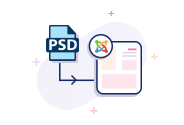 Convert Photoshop Document To Joomla