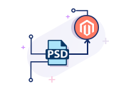 Convert Photoshop Document To Magento Website
