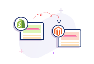 Convert Shopify Website Into Magento-2