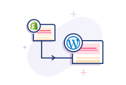 Convert Shopify Website Into Wordpress