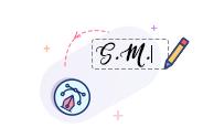 Custom Lettermark Logo Designing