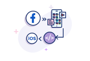 Facebook Based Social Media iOS Application Development