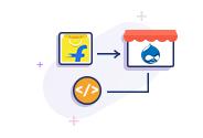 Flipkart Based Drupal Ecommerce Website Development