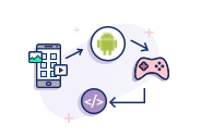 Gaming android app development