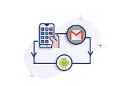 Gmail Based Android Application Development