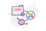 Joomla 30 Pages Website Development