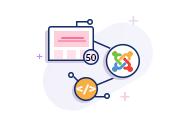 Joomla 50 Pages Website Development
