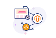 Magento Website With Plugin/Extension.