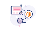 Magento 15 Page Website With Plugin/Extension.