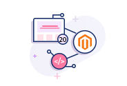 Magento 20 Page Website With Plugin/Extension.