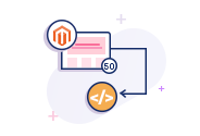 Magento 50 Pages Website Development