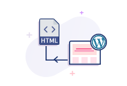 Migrate Html Website To Wordpress Website