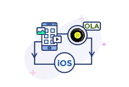 Ola Based Cab Booking ios Application