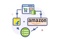 Redirect Your Shopify products to Amazon & Flipkart List