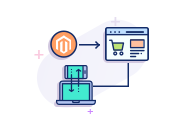 Responsive E-commerce Website Development In Magento