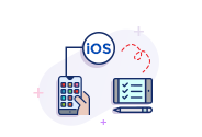 Survey Based Application Development iOS Platform