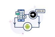 Uber Based Cab Booking Android Application Development