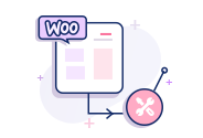 Fix woo-commerce issues and customize theme