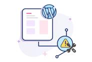 Fix all WordPress issues and errors