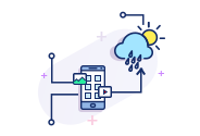Weather Updates Android & iOS Application Development