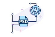 PSD to WordPress Development