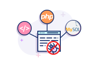 Fix php bugs,html error,mysql error and develop php website